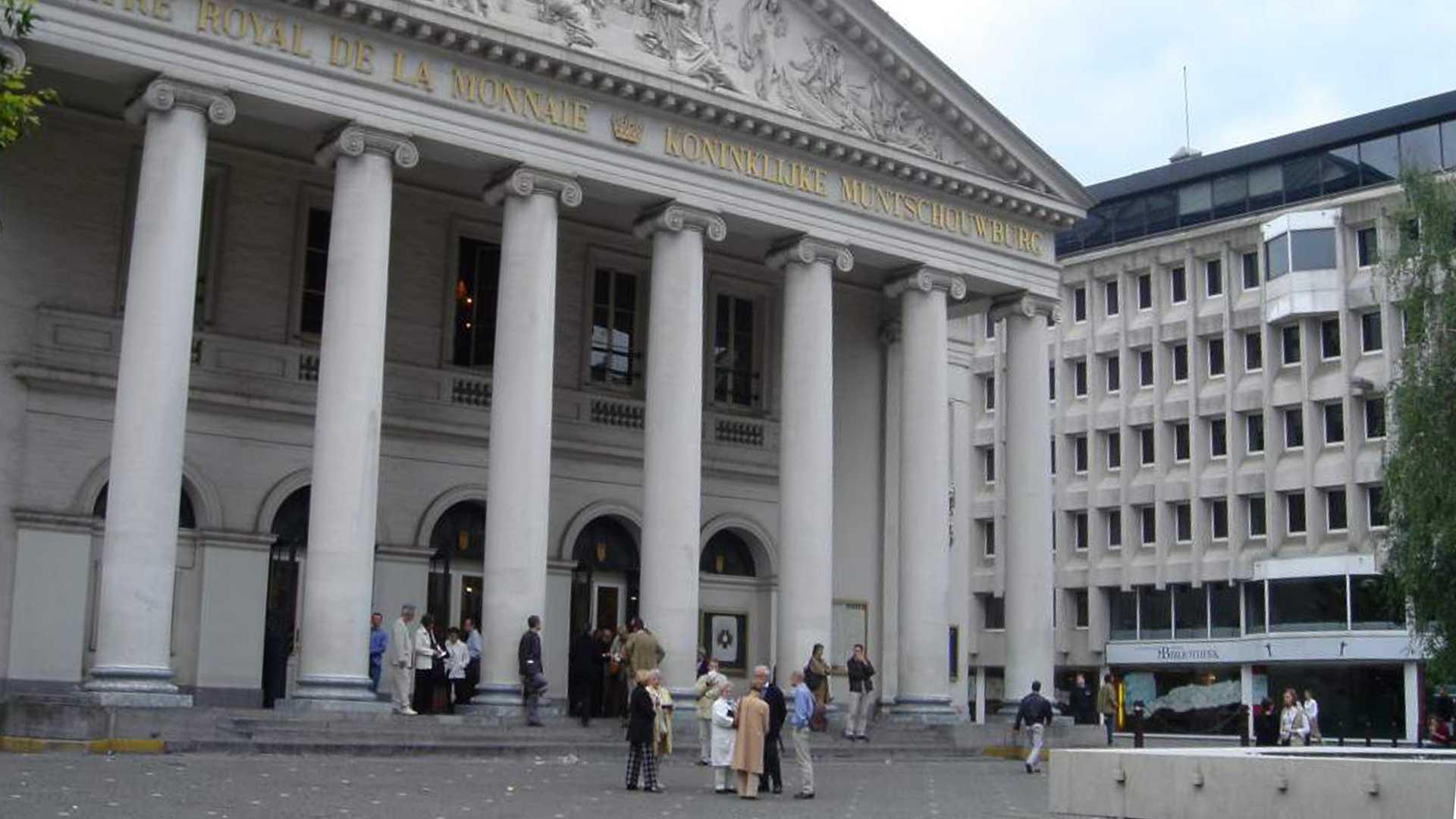 Rellen in Brussel veroorzaken 35.000€ schade aan bibliotheek Muntpunt