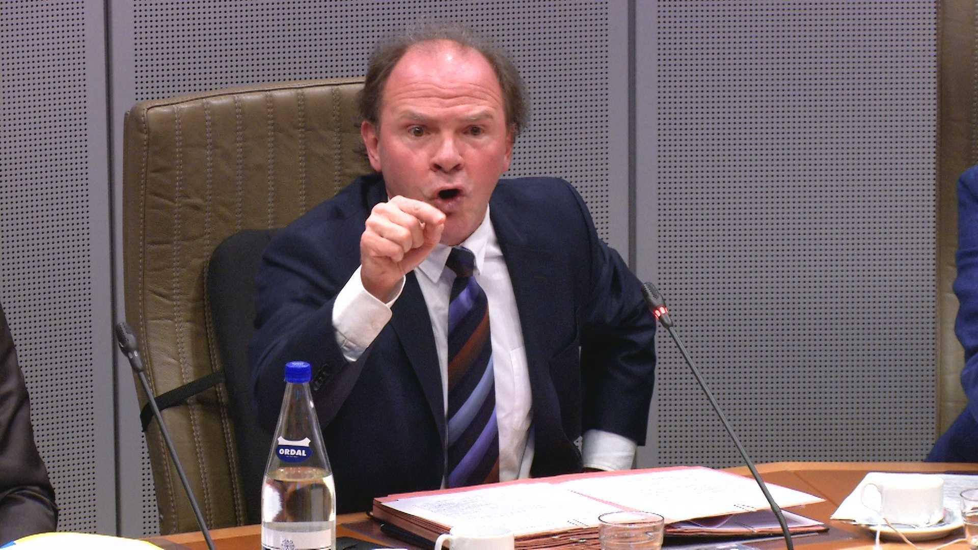 Vlaams minister voor Economie Philippe Muyters (N-VA)