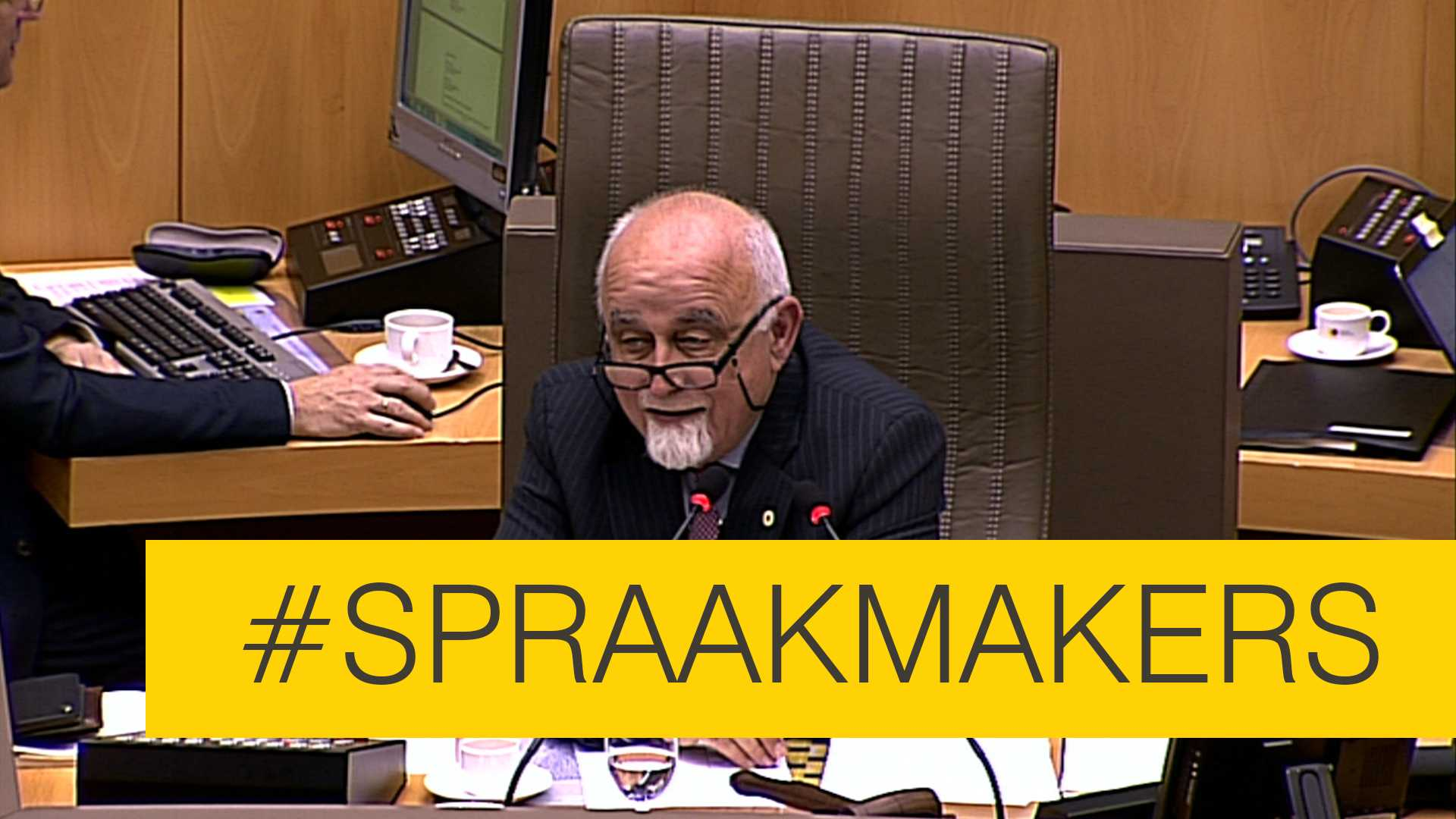 Spraakmakers, Jan Peumans