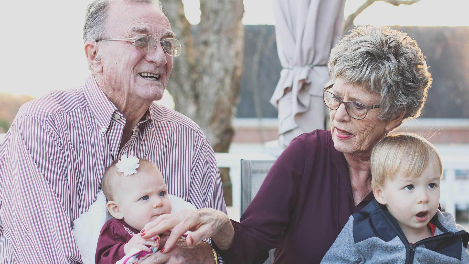 Grootouders als pleegouders
