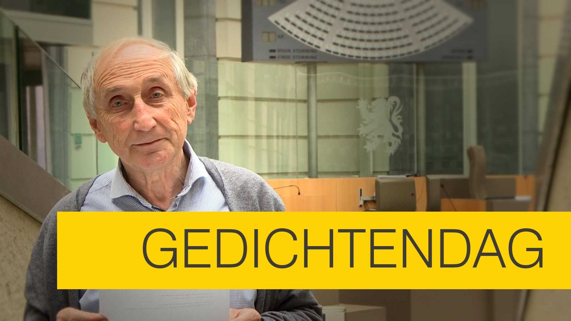 Gedichtendag Michel Doomst
