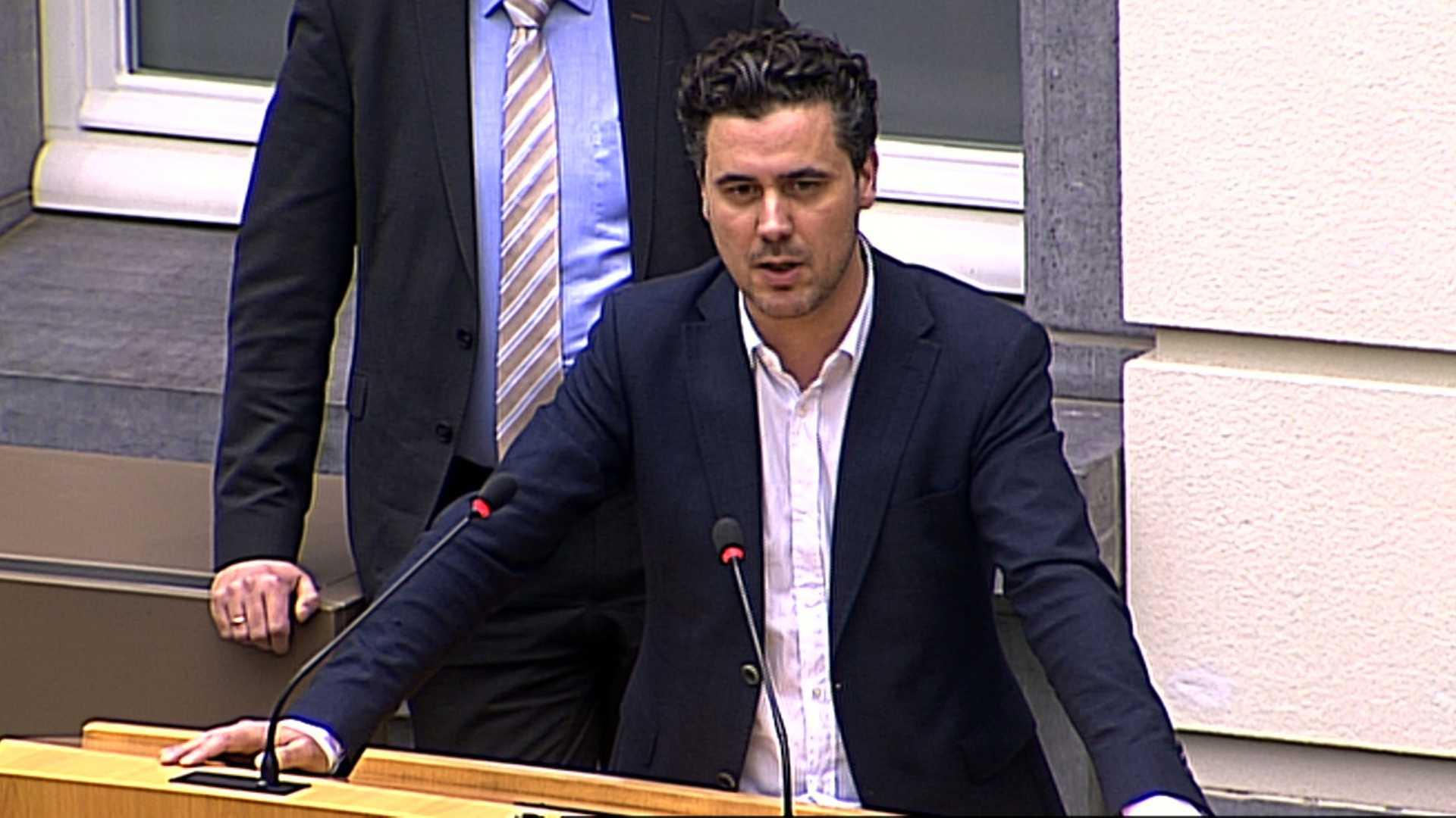 """#spraakmakers: """"Al 4 jaar zie ik de files toenemen"""" - Joris Vandenbroucke"""
