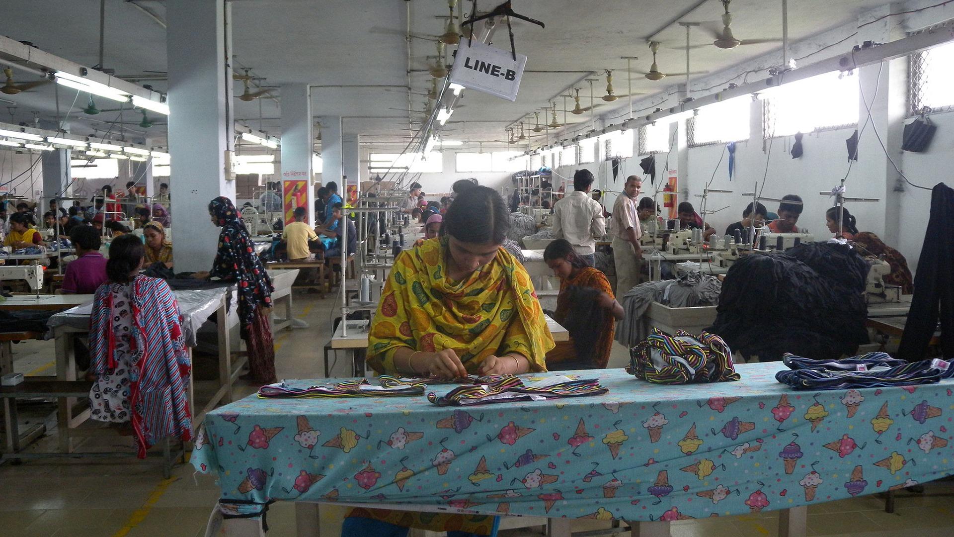 Duurzaam ondernemen in de kledingindustrie
