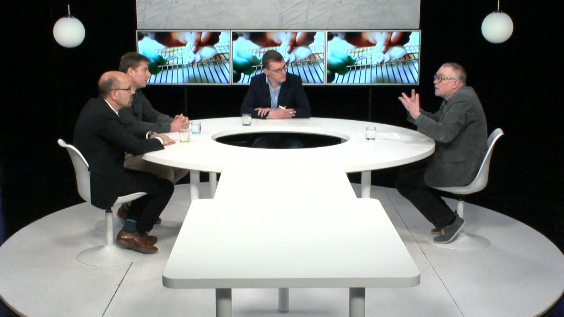 Het Debat: Dierproeven - met Bart Caron (Groen), Piet De Bruyn (N-VA) en Piet Dierckx