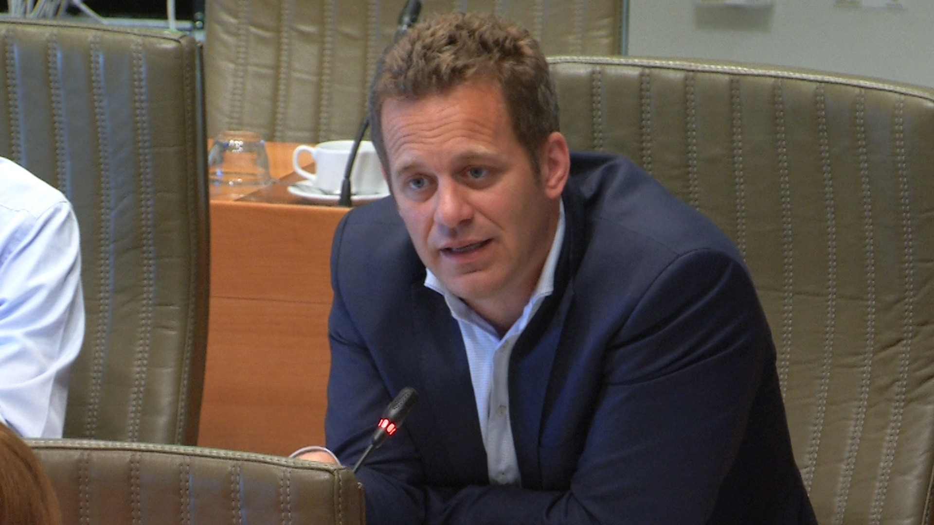 #spraakmakers: 'Dit is geen bescheten commissie' - Robrecht Bothuyne