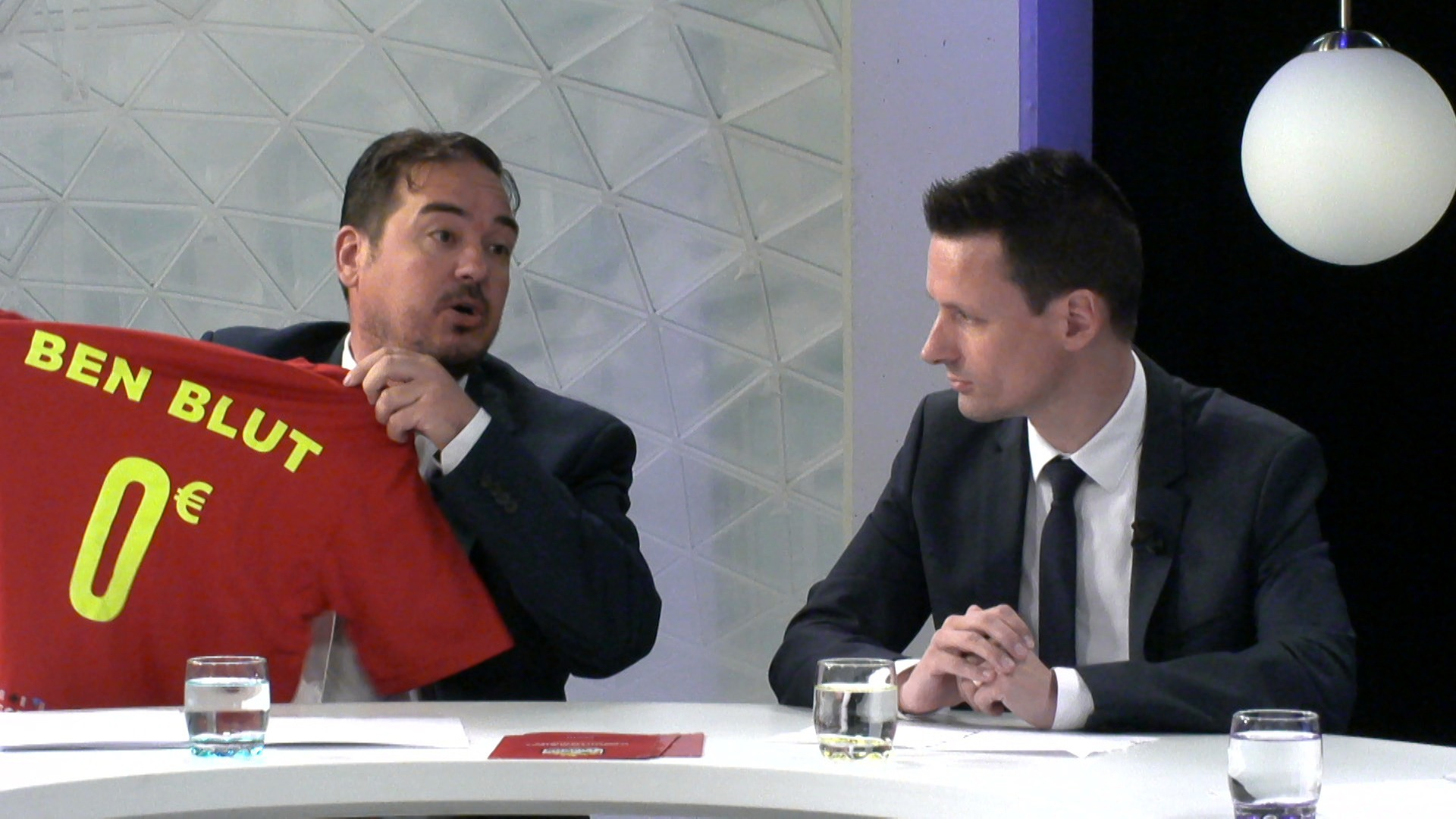"""#spraakmakers: """"Rode Duivels mogen niet meewerken aan preventiecampagne"""" - Peter Naessens"""