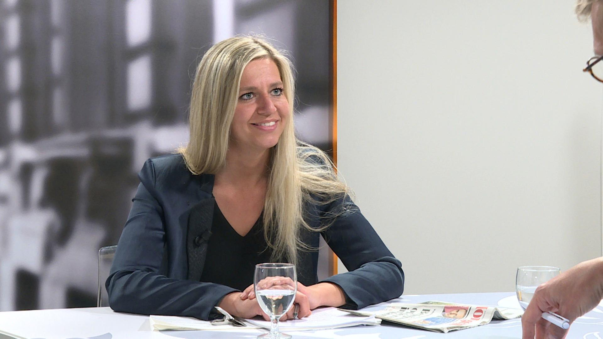 Studio Vlaams Parlement: Gwenny De Vroe over het afvalplan van de verpakkingsindustrie