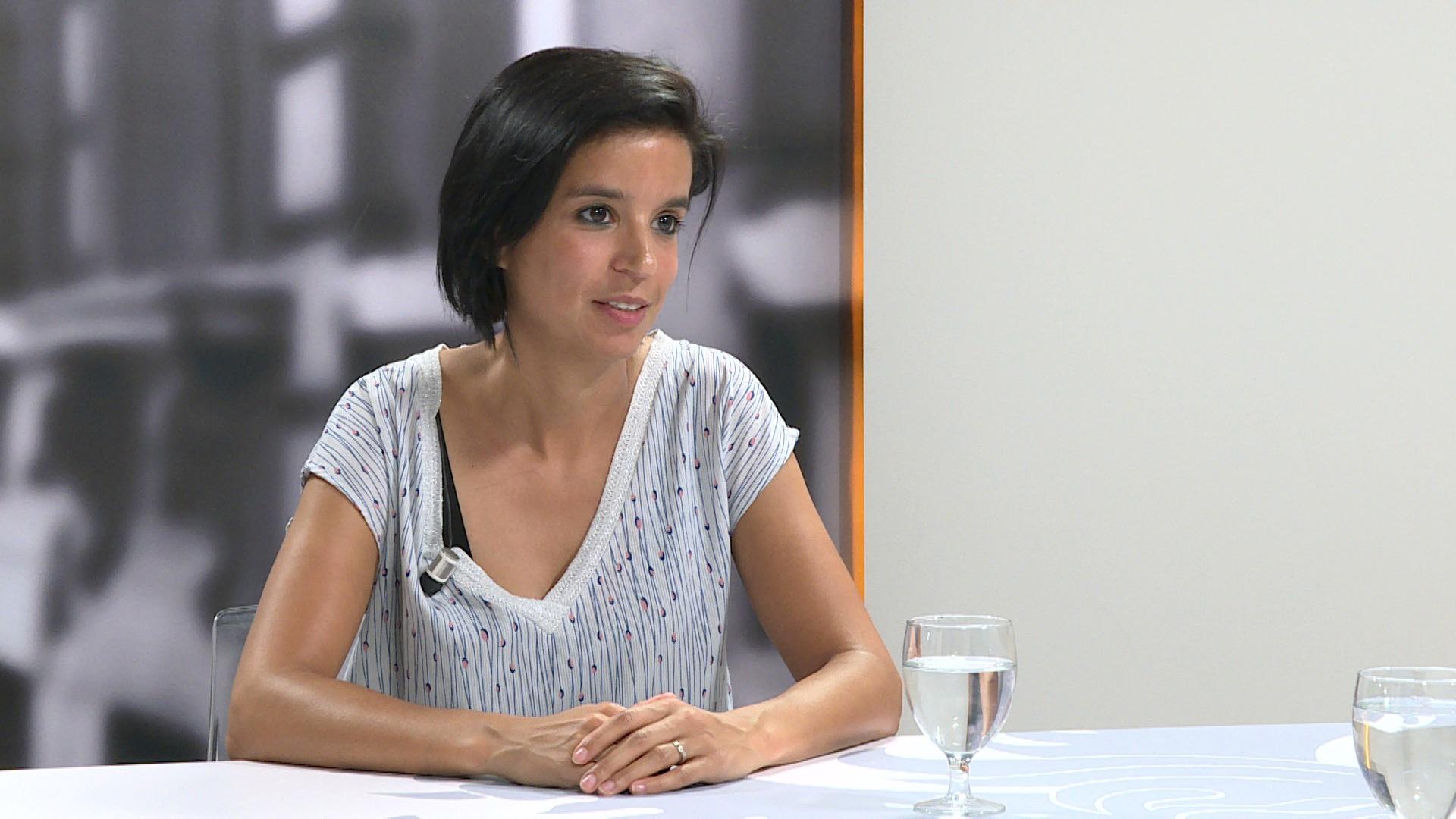 Studio Vlaams Parlement: Nadia Sminate over de opvolging geradicaliseerde gevangenen