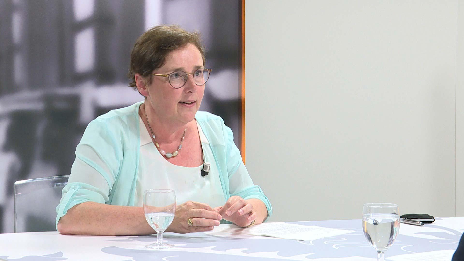 Studio Vlaams Parlement: Karin Brouwers over de malaise bij De Lijn