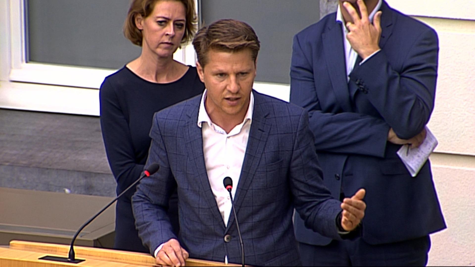 #spraakmakers: 'Ik droom ervan om premier Michel te zijn' - Axel Ronse