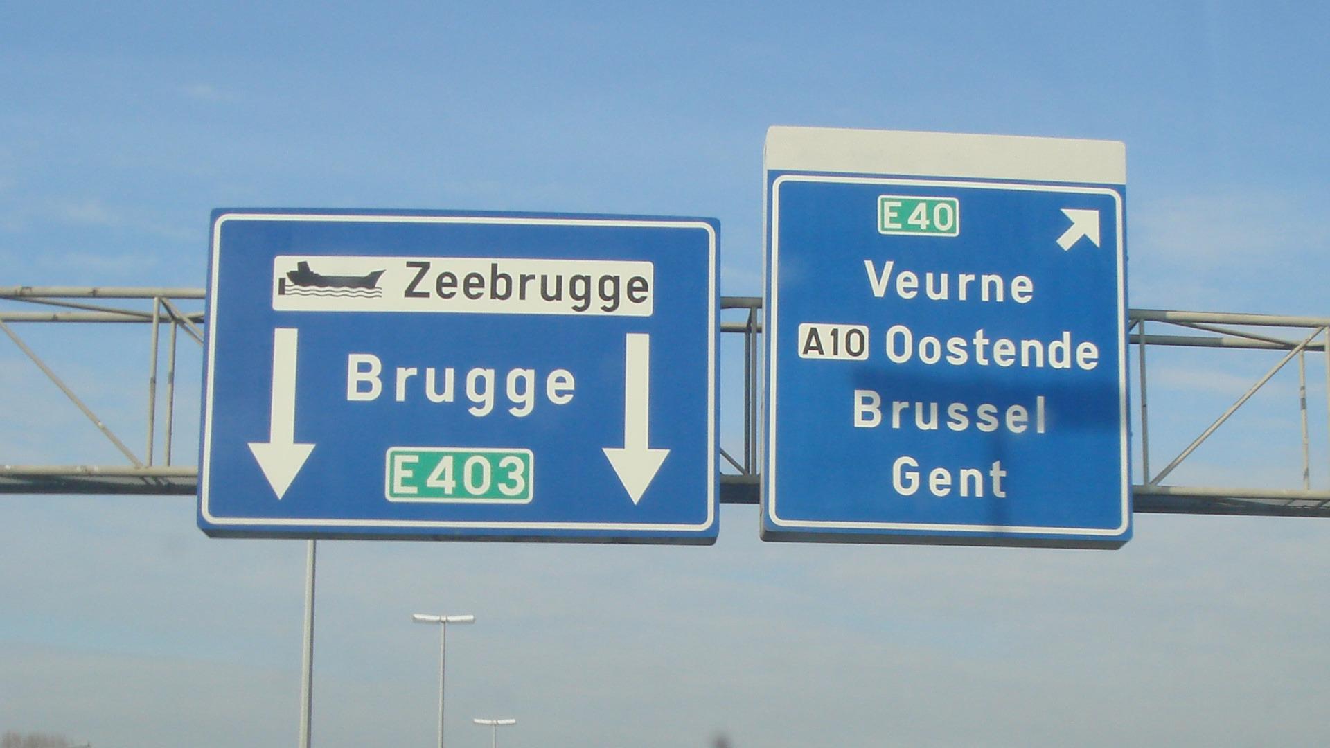 Geen vierde rijstrook op E40 in Gent
