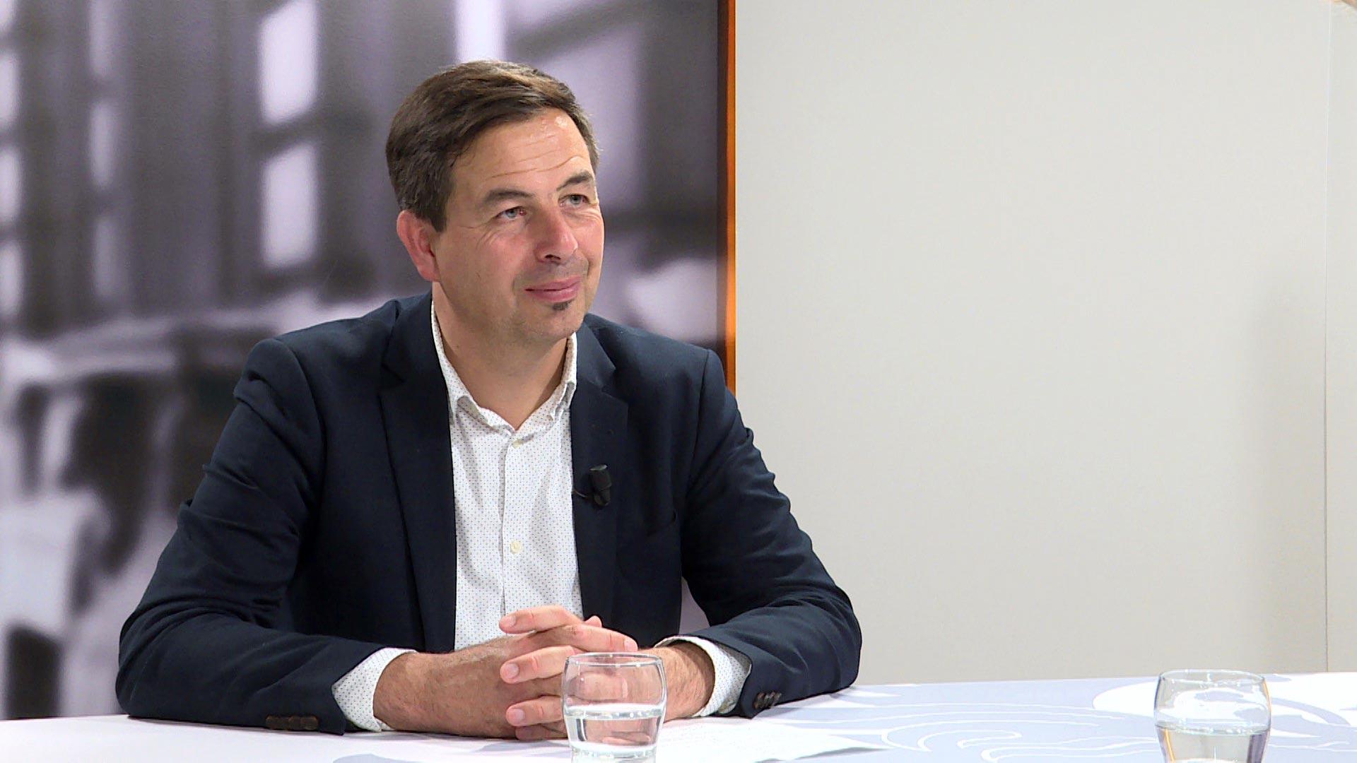 Studio Vlaams Parlement: Johan Danen over droogteplan van Vlaanderen