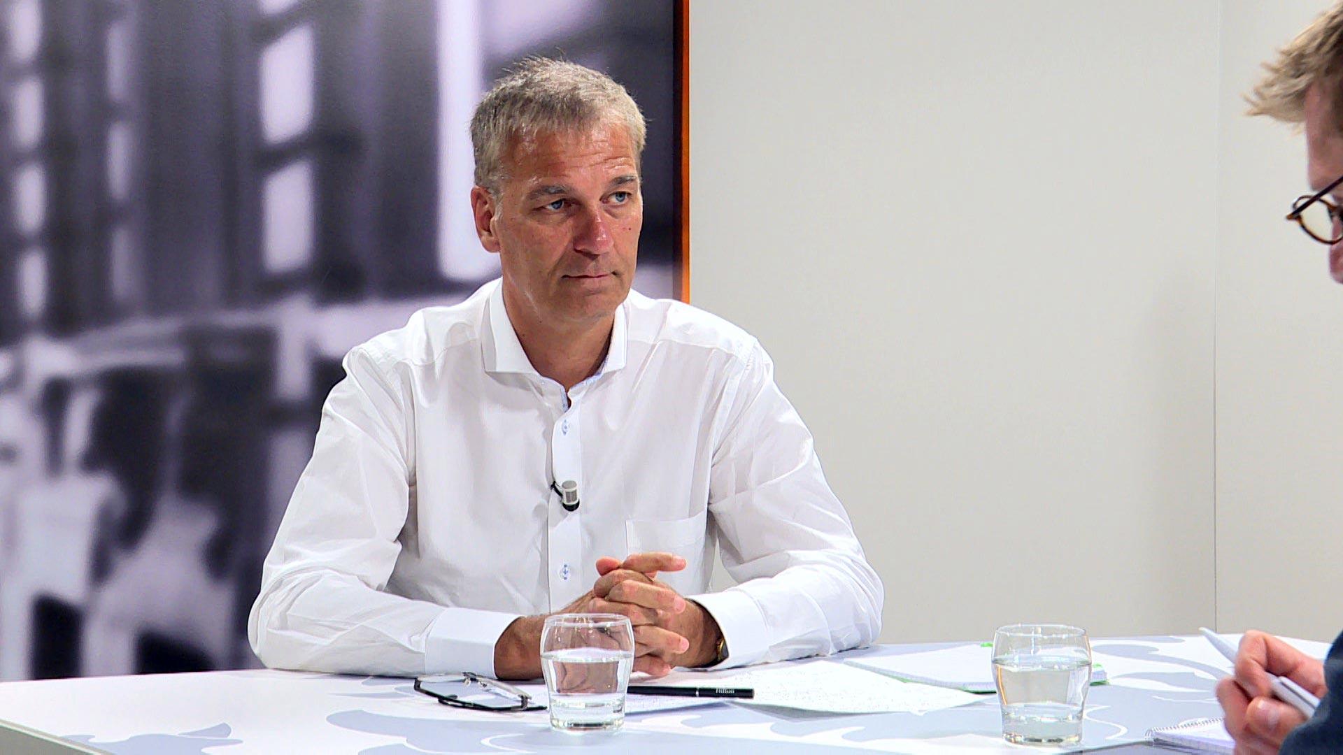 Studio Vlaams Parlement: Andries Gryffroy over de CO2-taks op brandstof