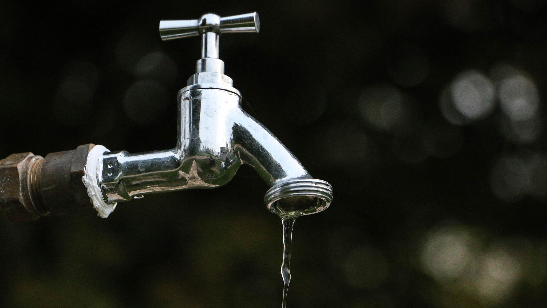 Waterverspilling tijdens periodes van droogte