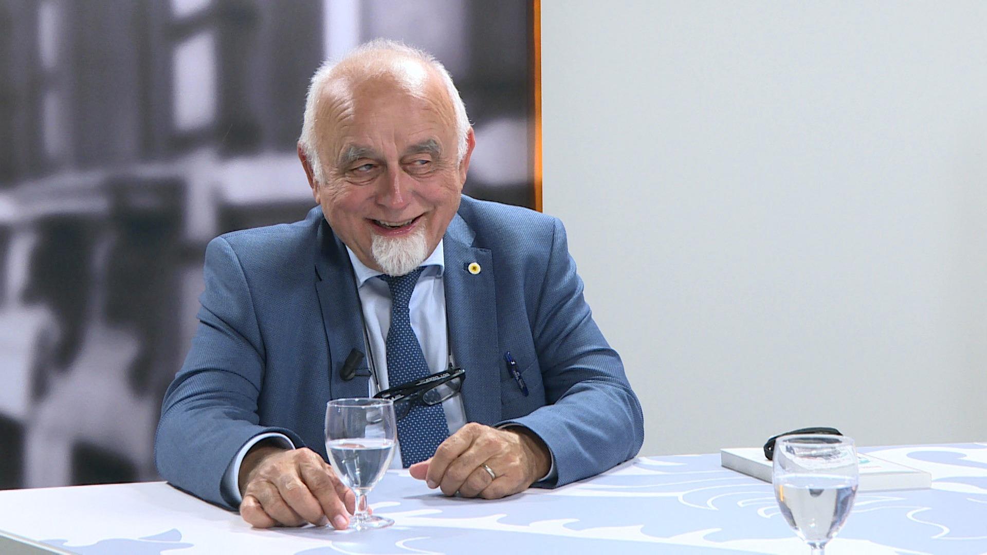 Studio Vlaams Parlement: Jan Peumans over de septemberverklaring 2018