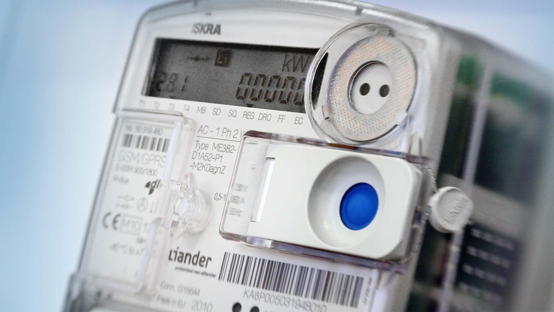 Plaatsing digitale meters wordt uitgesteld