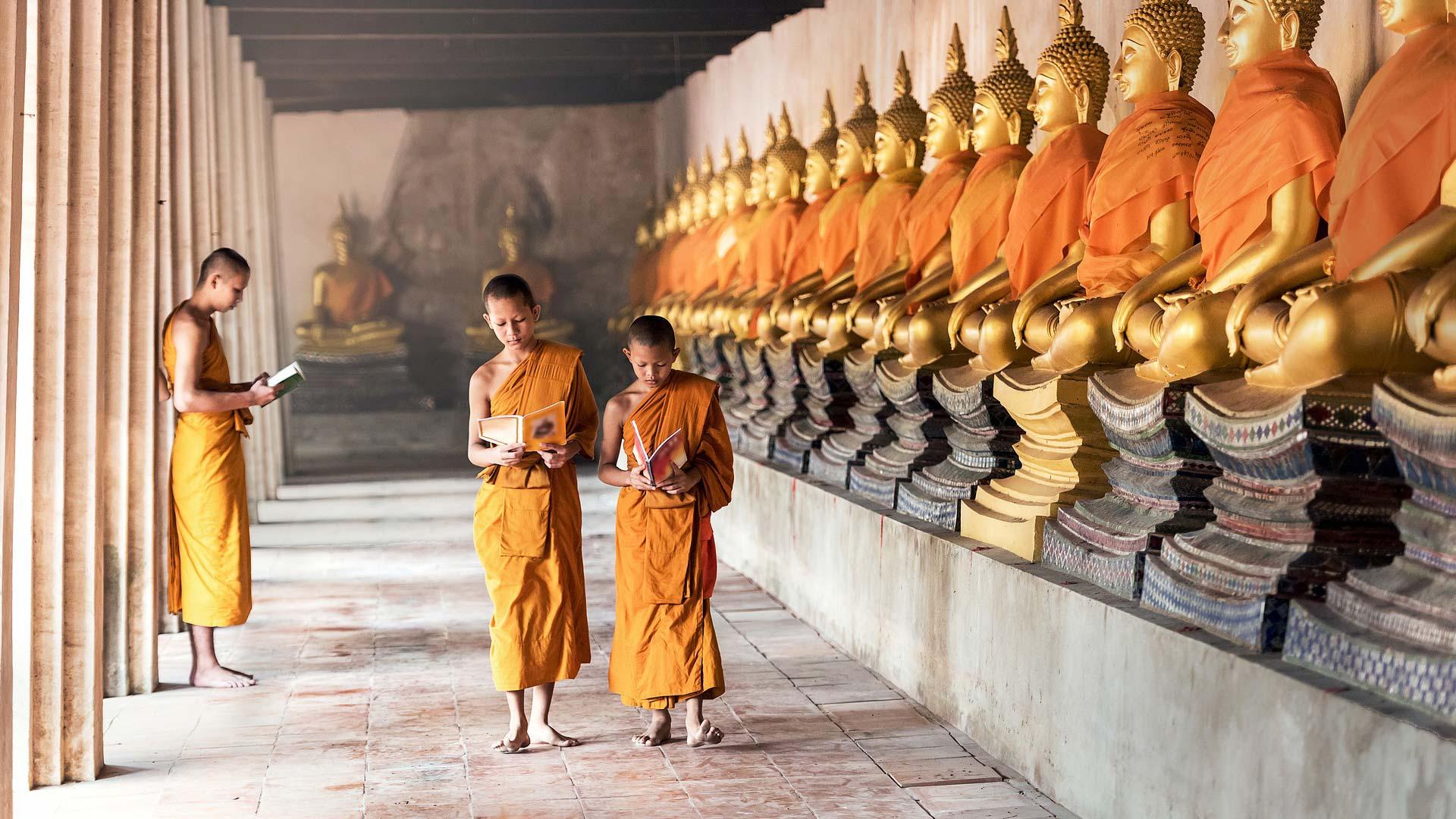 Erkenning boeddhisme als niet-confessionele levensbeschouwing