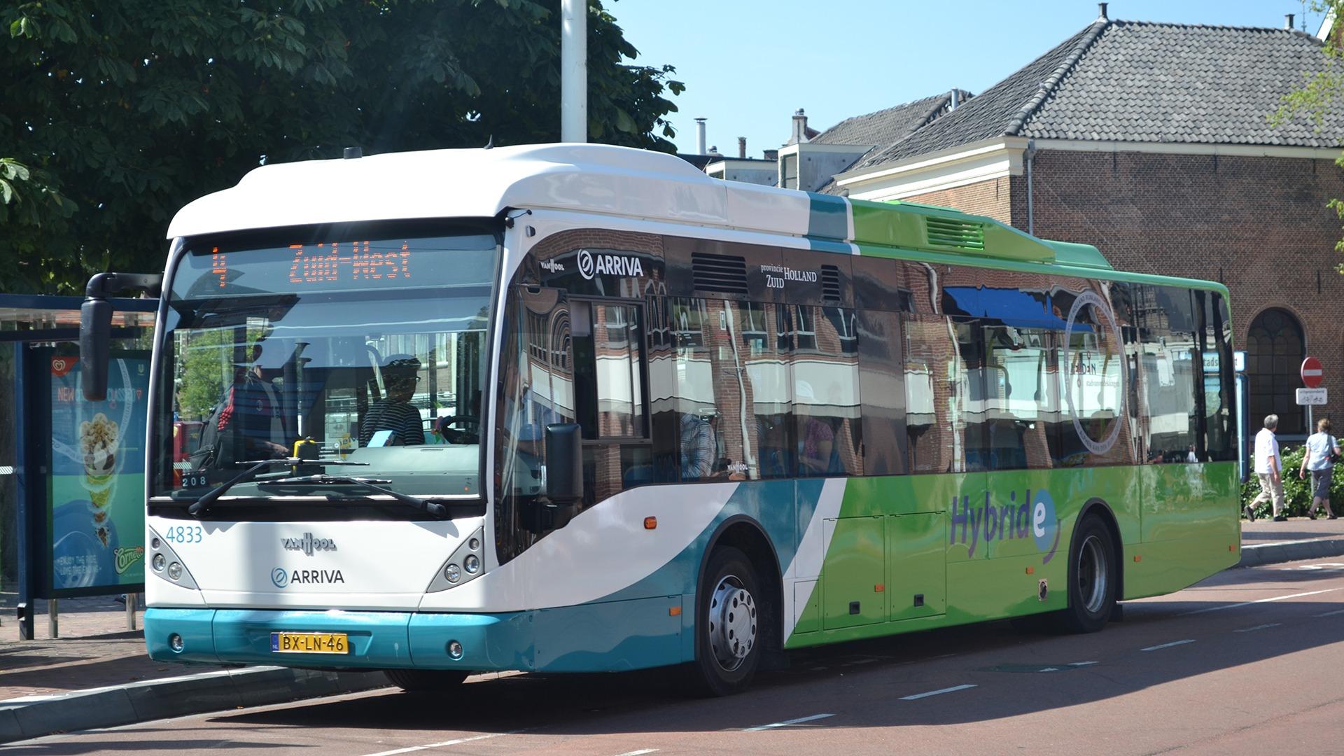 Ook buiten de steden bussen emissieloze bussen
