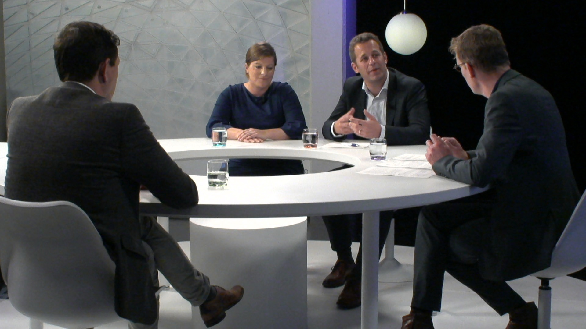 Het Debat: Uitrol digitale meter