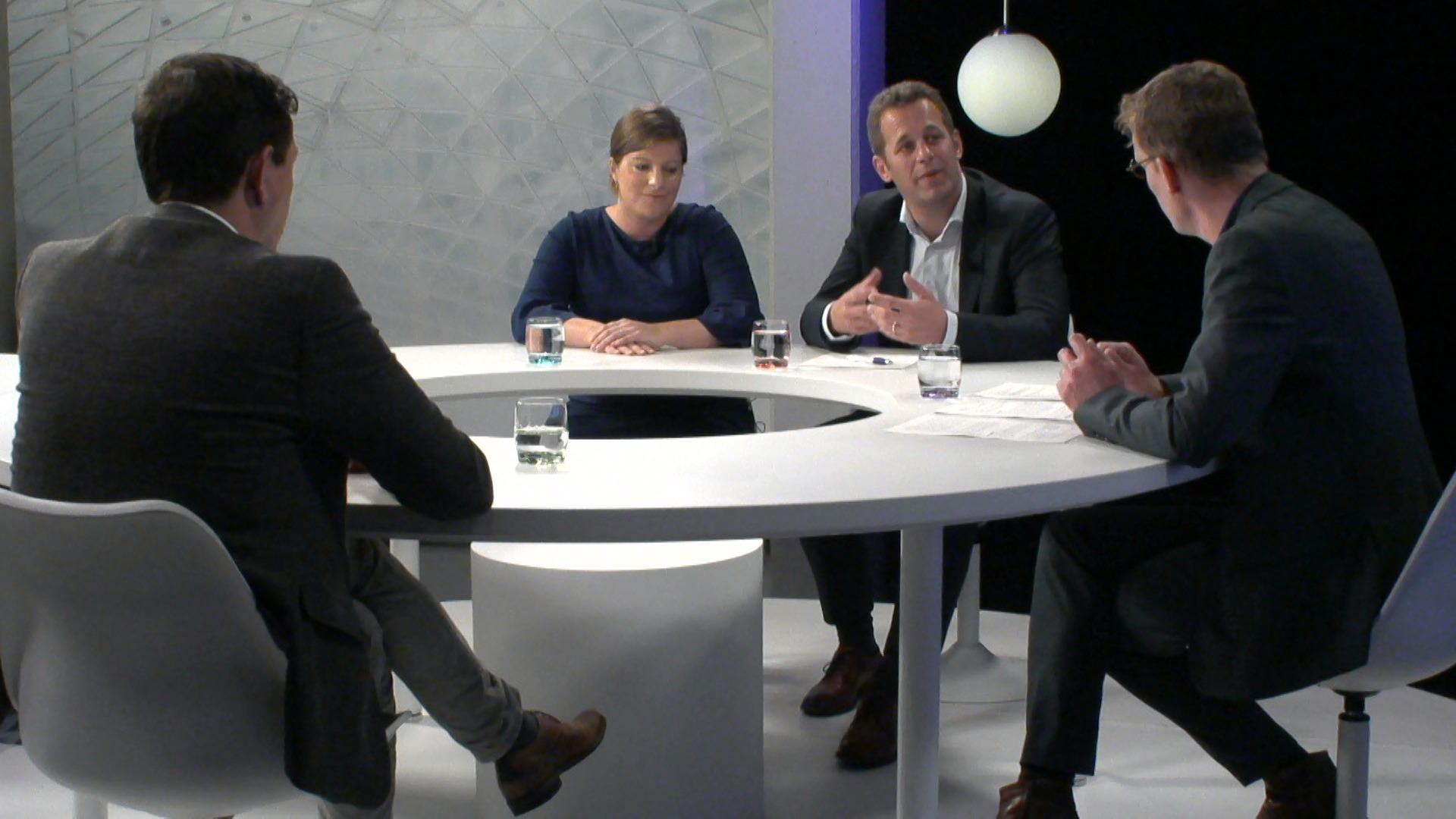 Debat over de digitale elektriciteitsmeter