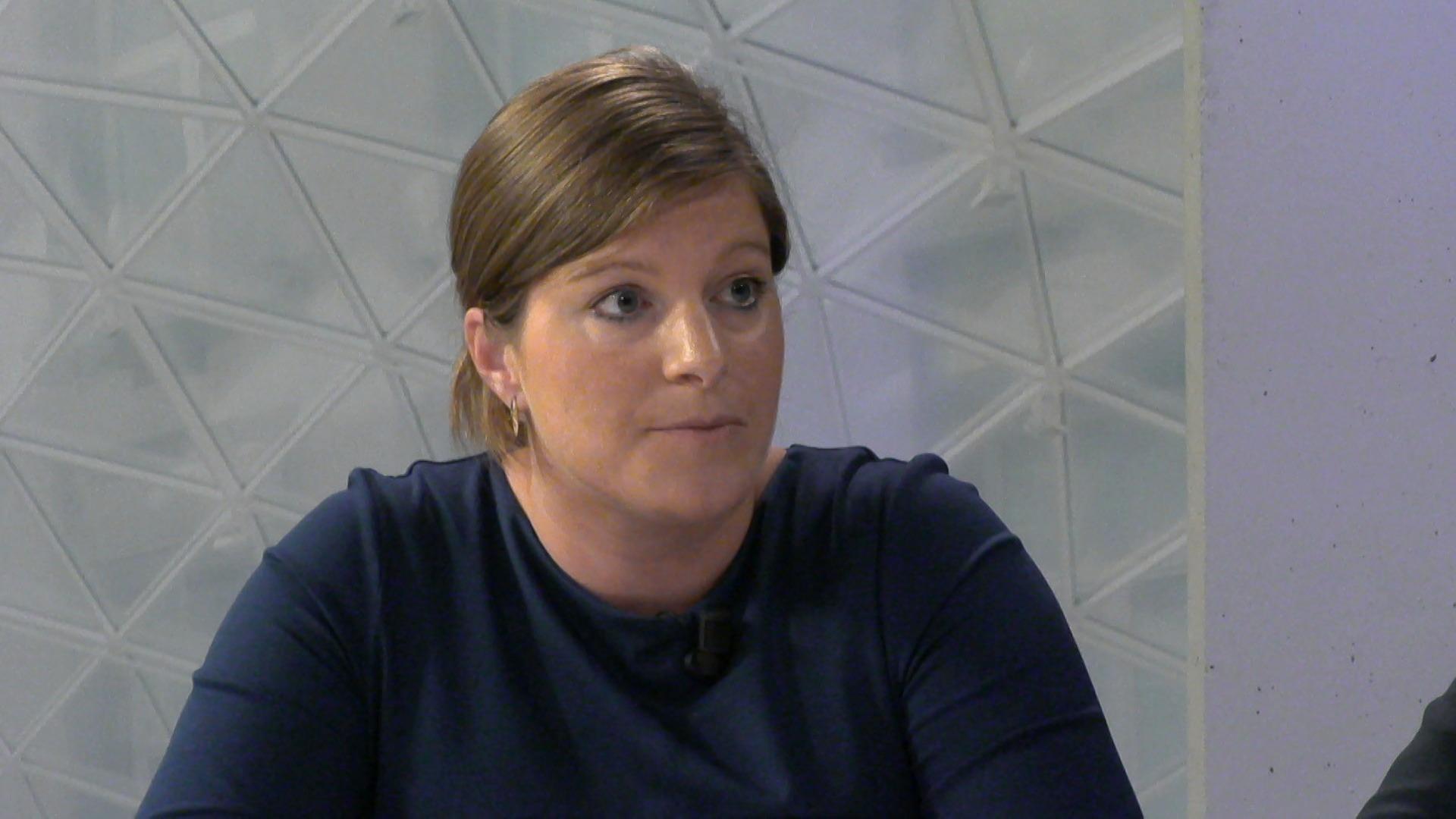 """#spraakmakers: """"De industrie wacht op een wetgevend kader"""" - Ruth Lambrechts"""