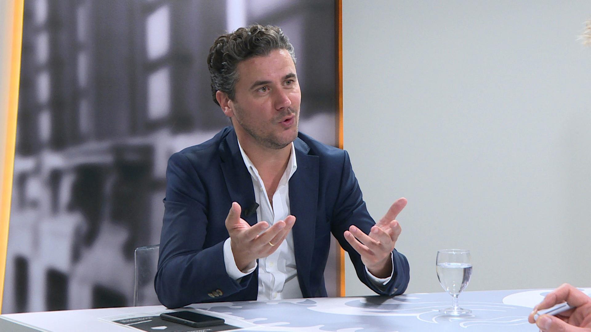 Studio Vlaams Parlement: Joris Vandenbroucke over WoninGent