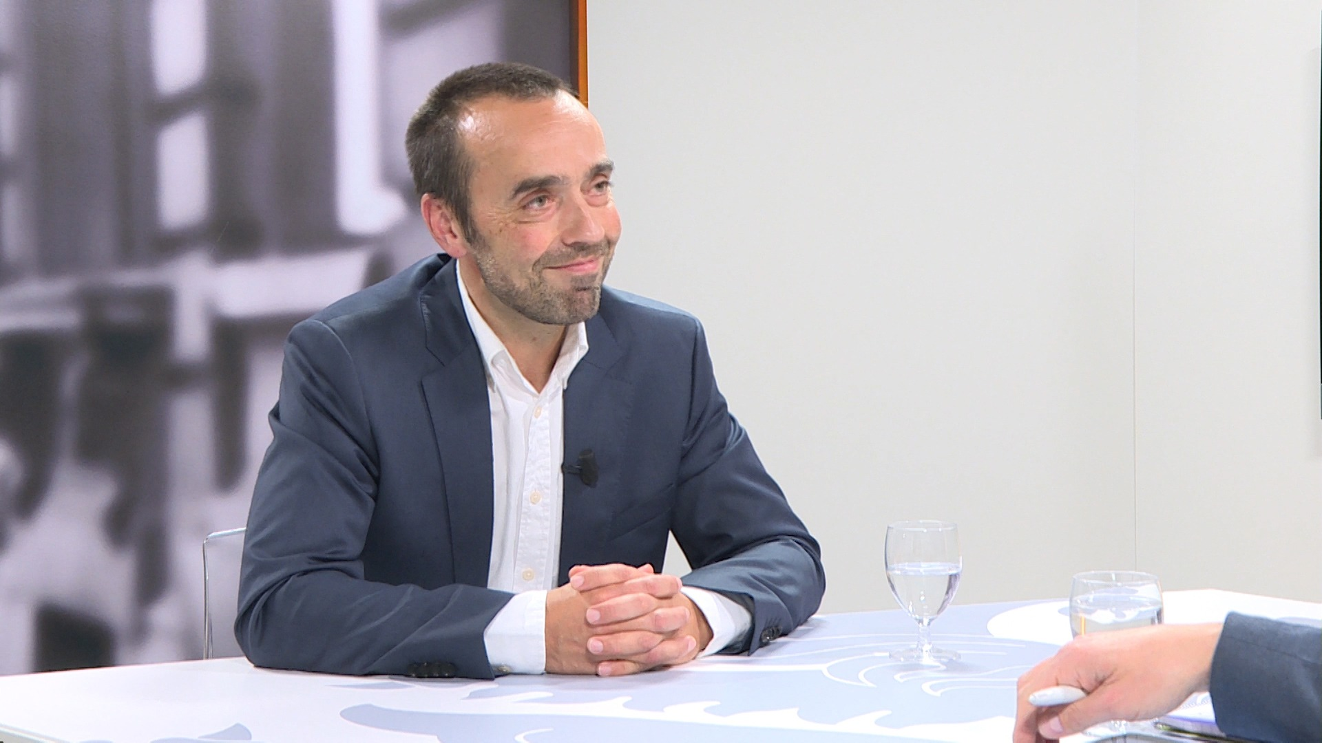 Studio Vlaams Parlement: Bruno Tobback over het Vlaamse klimaatbeleid