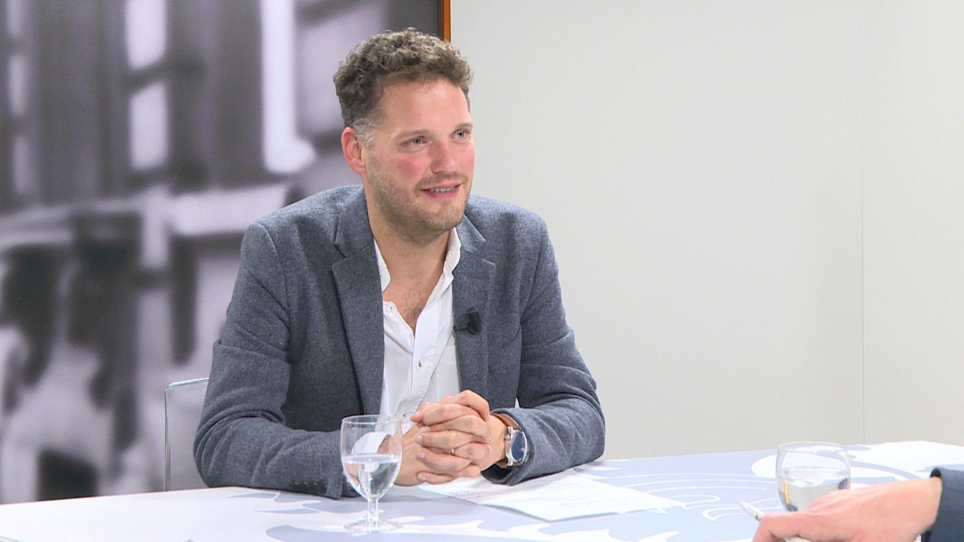 Studio Vlaams Parlement: Orry Van de Wauwer over wantoestanden Antwerpse huisvestingsmaatschappij