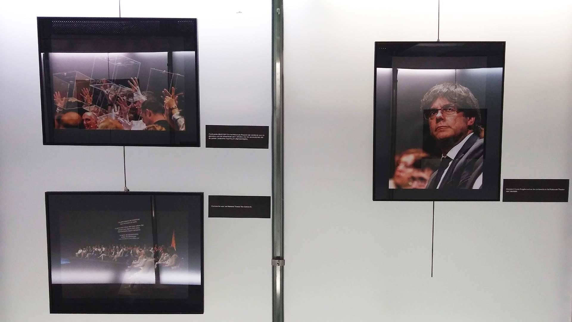 Fototentoonstelling De Stembusrevolutie