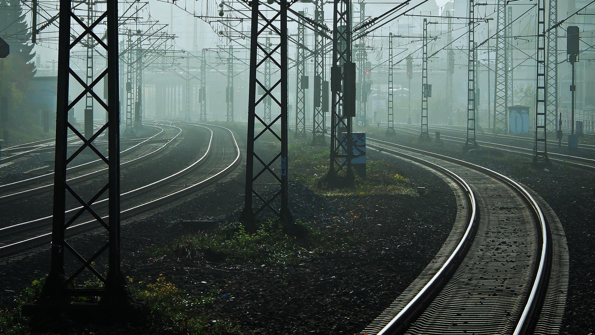 Gebruik glyfosaat op treinsporen