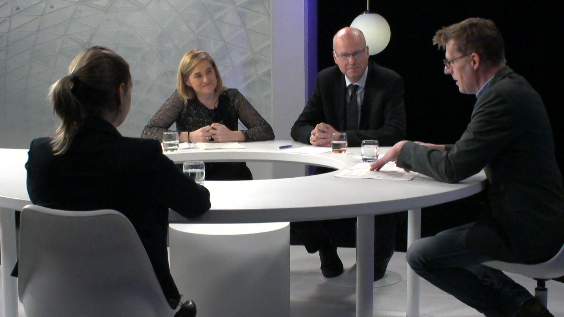 Het Debat: Jongdementie - Elke Van den Brandt, Freya Saeys en Jurn Verschraegen