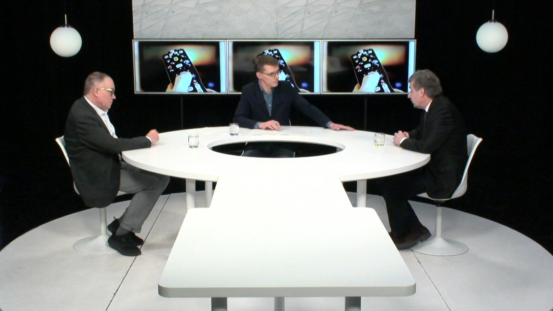 Het Debat: Doorspoelen van reclame - Wilfried Vandaele en Bart Caron