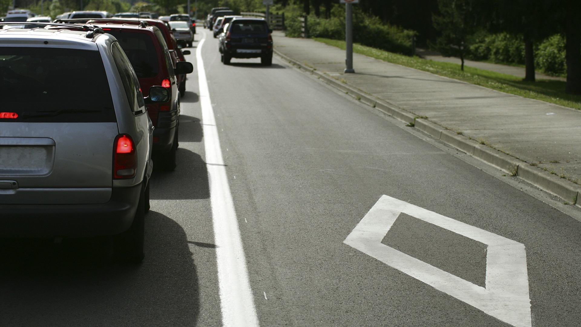 Weyts geen fan van carpoolstroken