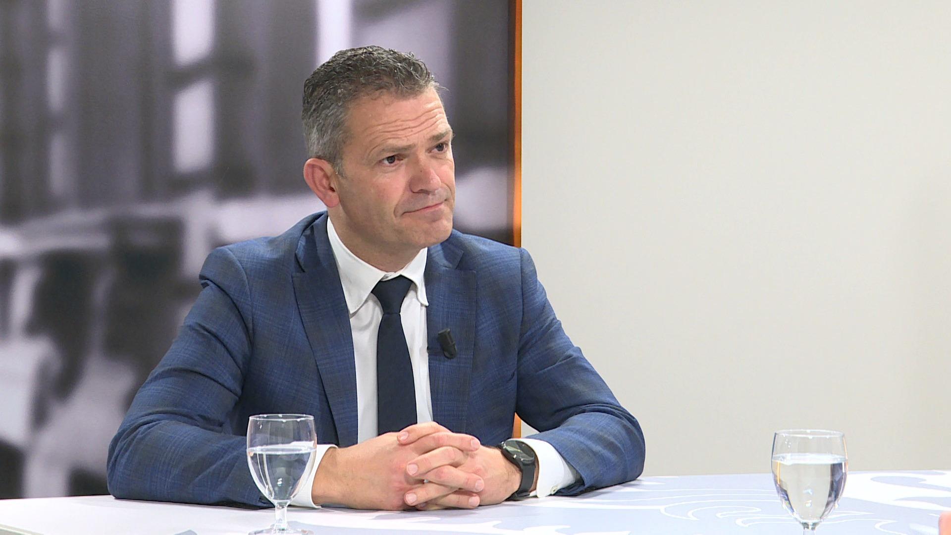 Studio Vlaams Parlement: Lode Ceyssens over de stijging van het aantal fietsongevallen