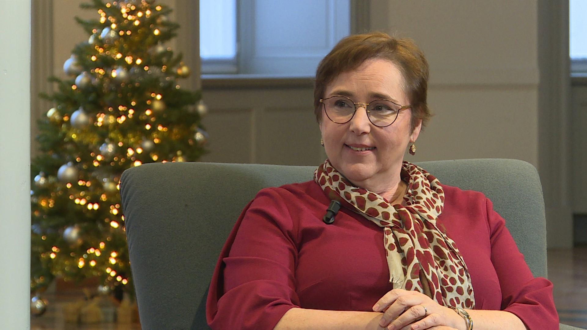 """#spraakmakers: """"Door luchtvervuiling zijn er jaarlijks 13.000 doden in België"""" - Karin Brouwers"""