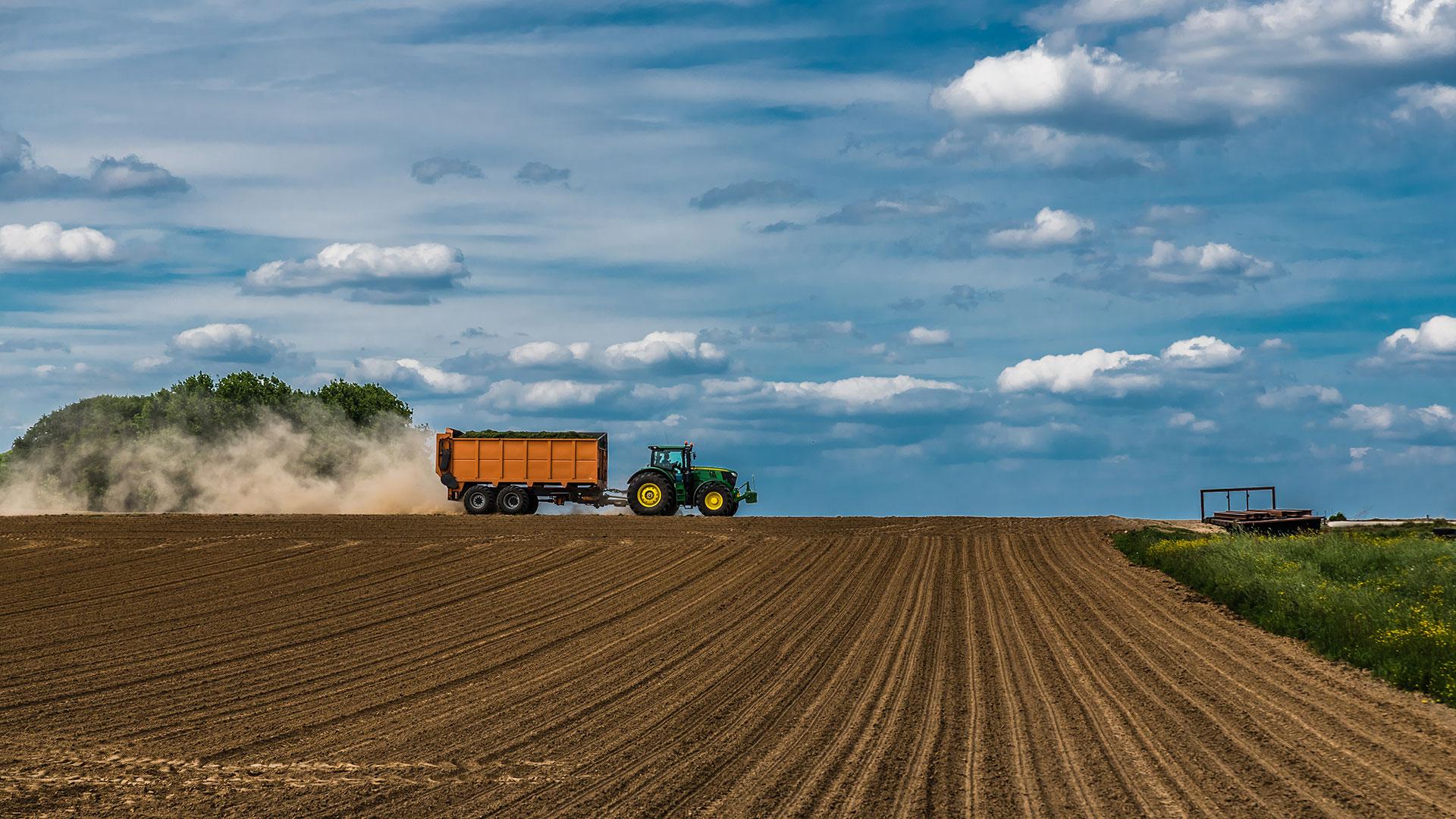 Het landbouwbeleid van de Vlaamse regering