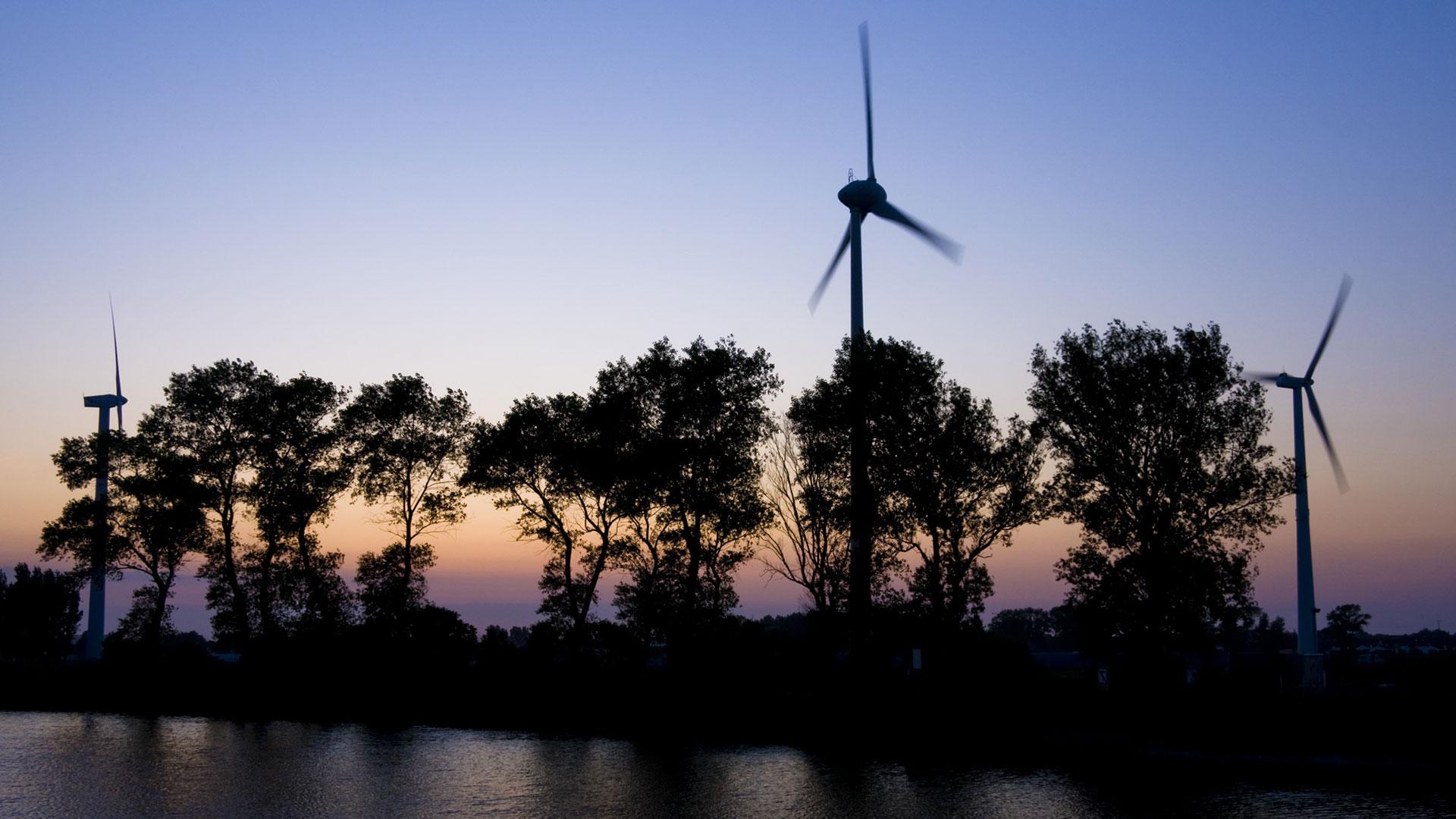 Het energiebeleid van de Vlaamse regering