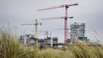 De 'betongolf' in Vlaanderen