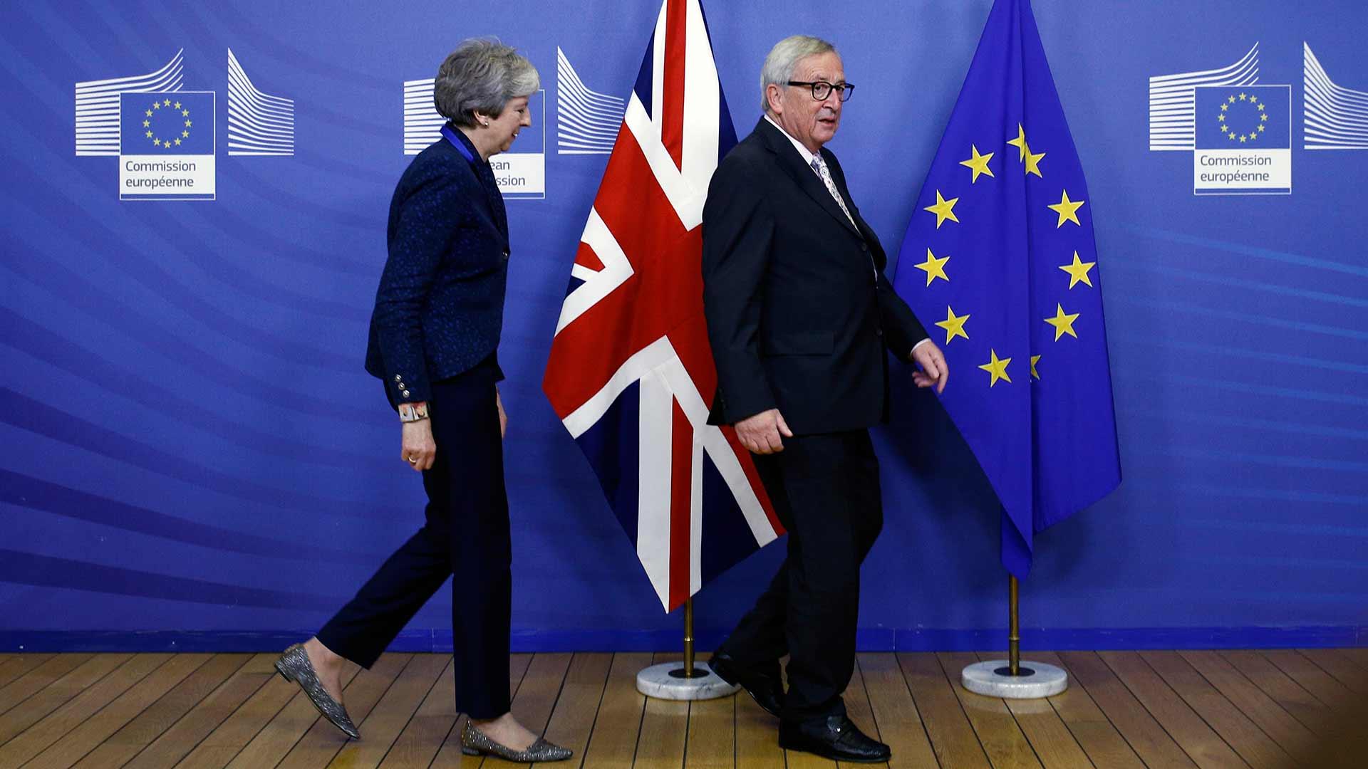 Actualiteitsdebat over de gevolgen van de Brexit