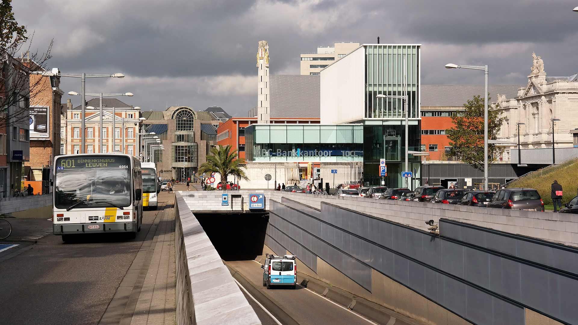 De omschakeling naar vervoersregio's