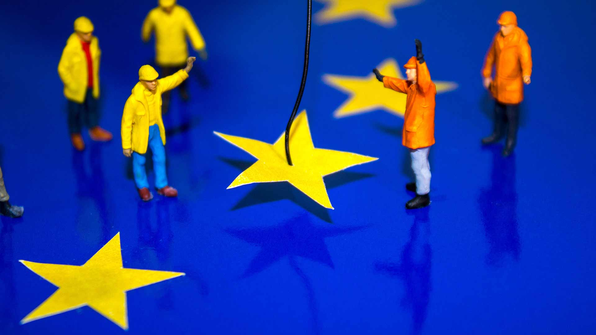 Het Debat - Vlaanderen in Europa