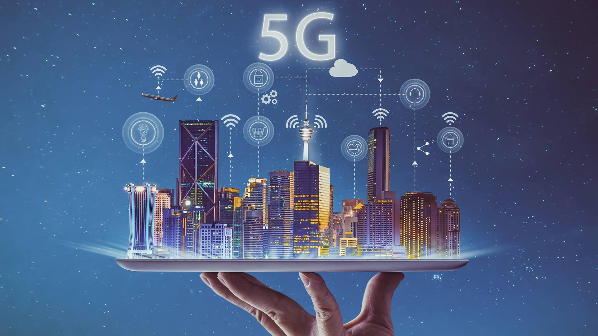 Uitstel van het 5G-netwerk