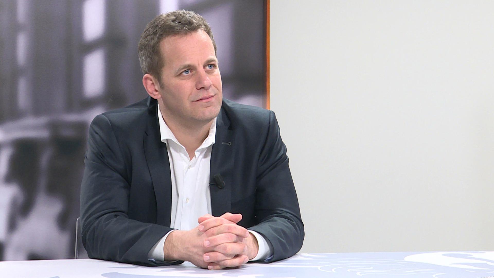 Studio Vlaams Parlement: Robrecht Bothuyne over het klimaatbeleid van de Vlaamse regering