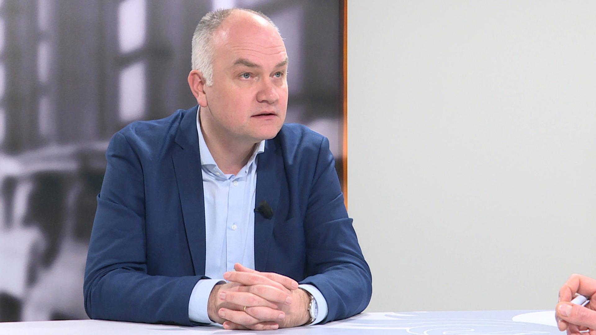 Studio Vlaams Parlement: Björn Rzoska over het klimaatbeleid van de Vlaamse regering