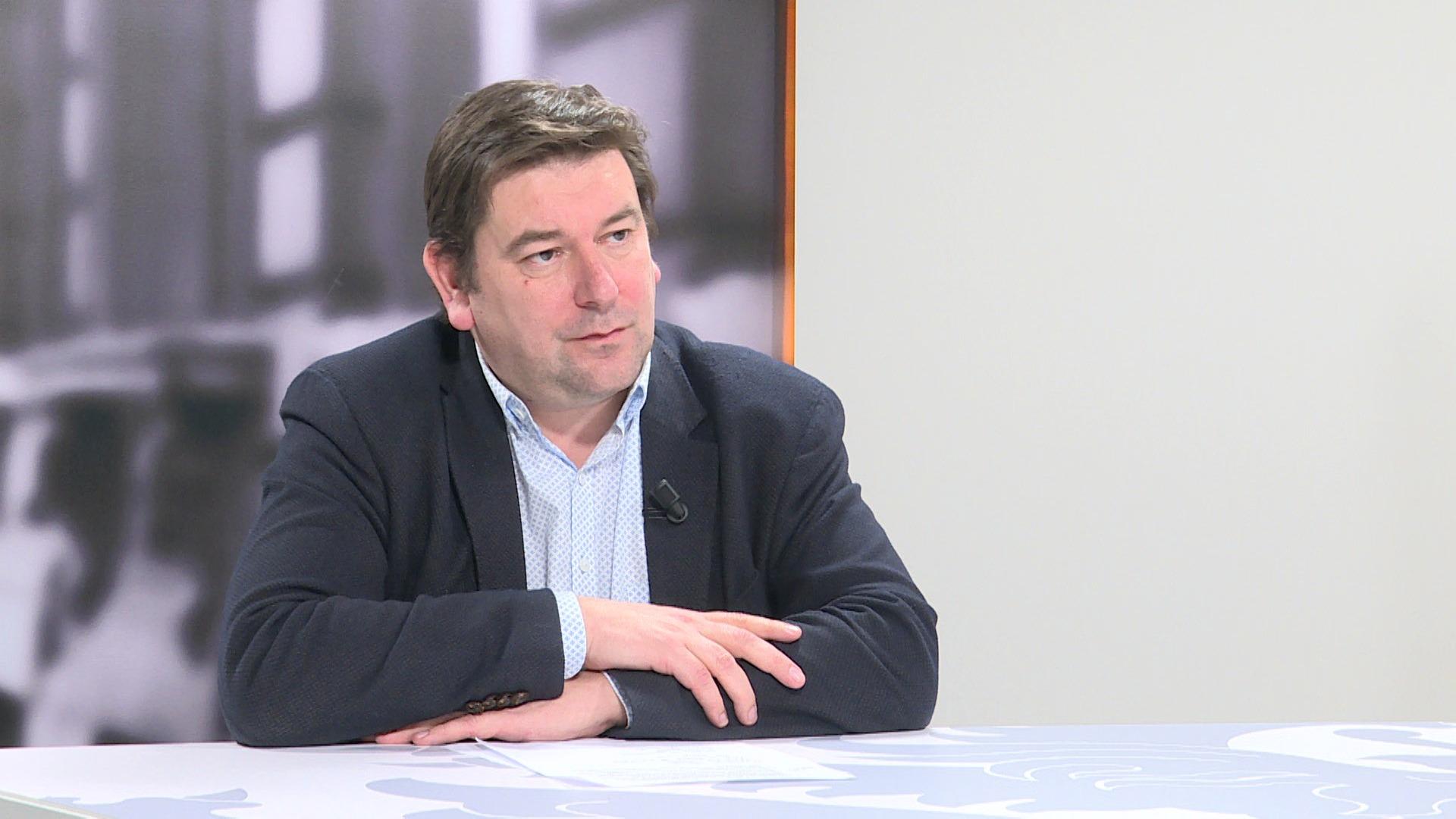Studio Commissie: Bart Dochy over gevolgen van een Brexit voor de Vlaamse visserijsector