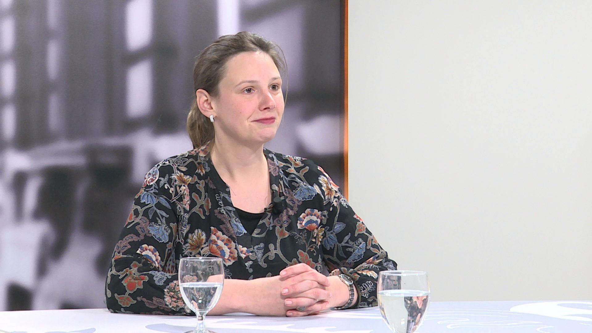 Studio Commissie: Freya Saeys over het Gezondheidskompas