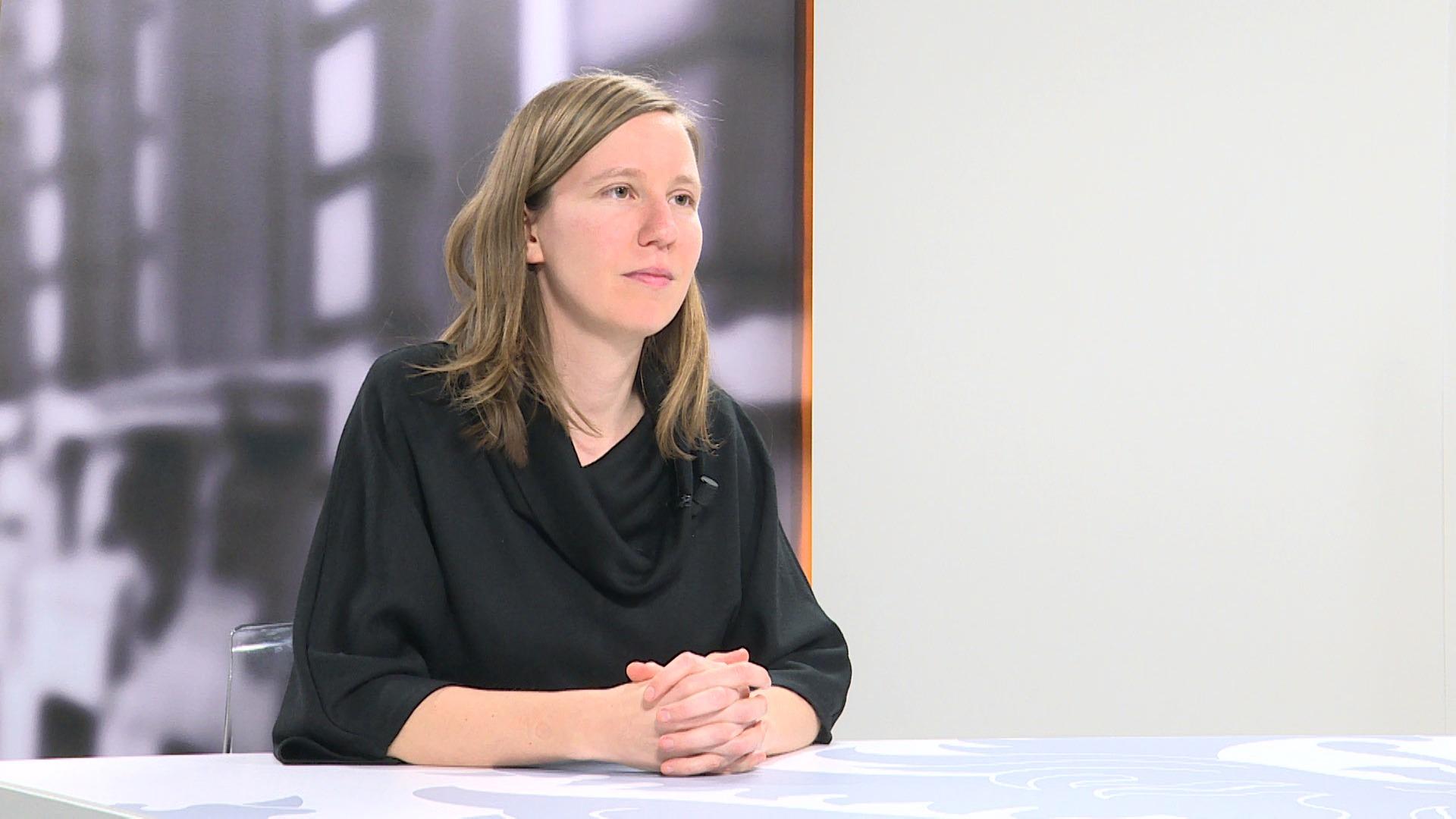 Studio Commissie: Tine Soens over gendergelijkheid in ontwikkelingslanden