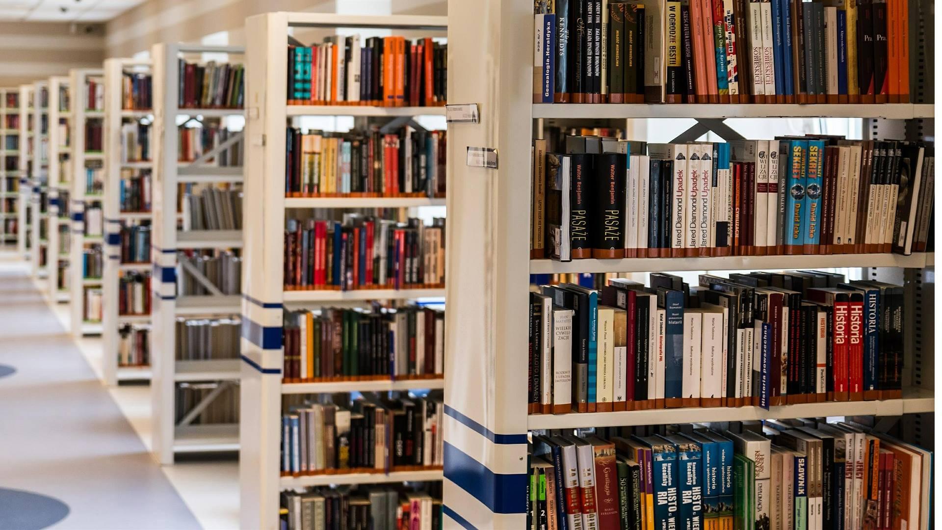 Een bibliotheek voor iedereen