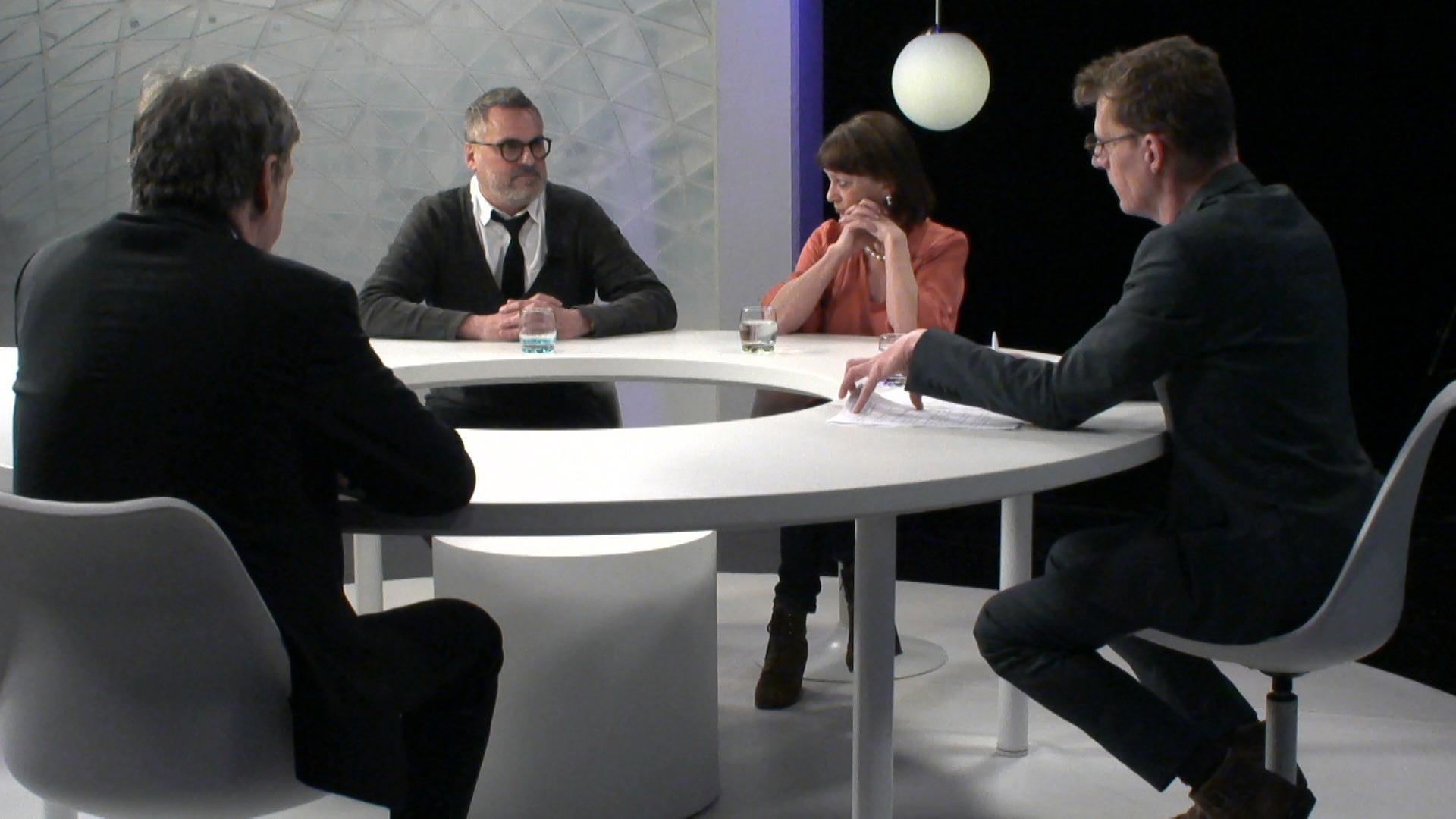 Het Debat: Betonstop - Ingrid Pira (Groen), Wilfried Vandaele (N-VA) en Leo Van Broeck (Vlaams Bouwmeester)