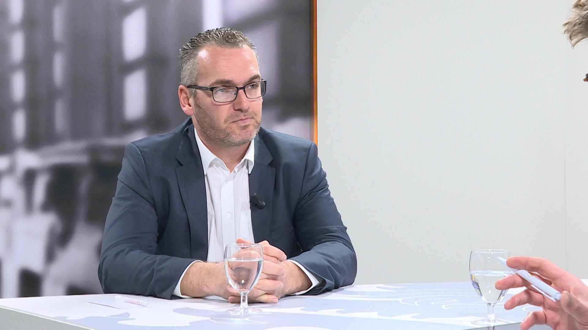 Studio Vlaams Parlement: Jo De Ro over de toekomst van het M-decreet
